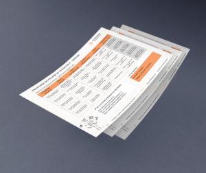 Zdjęcie kalendarza skutecznego handlowca Iza Krejca - Pawski